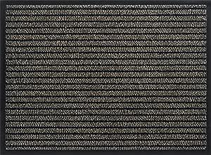 ID 哑光 406010 谷物门垫聚丙烯纤维/聚氯乙烯棕 40 x 60 x 0.8 厘米