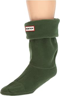 Hunter 中性短靴袜 森林绿 MD (女士鞋 5-7)