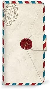 mitas 智能手机壳 手册式 信纸 信封 邮票 B 11_Android One (X3)