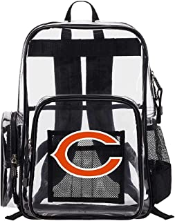 The Northwest Company Chicago Bears NFL 立体透明背包