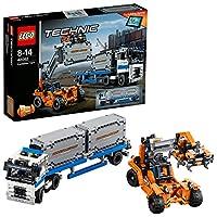 LEGO 乐高  拼插类 玩具  Technic 机械组系列 集装箱运输 42062 8-14岁