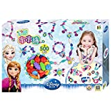 Disney 迪士尼 冰雪奇缘儿童创意串串珠 DIY手工手链串珠女孩玩具益智500颗DS-2564(新老包装 随机发货)