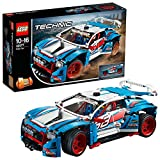 LEGO 乐高  拼插类 玩具  Technic 机械组系列 拉力赛车 42077(151块) 10-16岁
