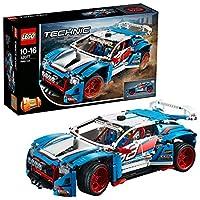 LEGO 乐高 拼插类玩具 Technic 机械组系列 拉力赛车 42077