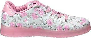 Geox 女童 J Kommodor B 低帮运动鞋