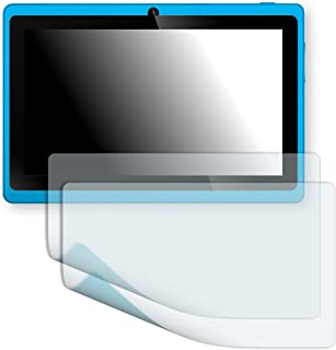 DISAGU Ven # DP6081 2 屏幕保护膜,适用于 JYJ M7403 安卓 7 英寸,2 支装 透明