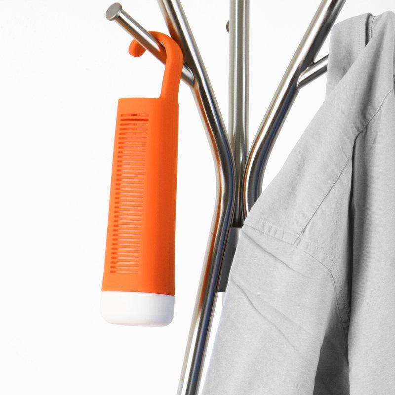 衣服不干?韩国进口250 Design 悬挂式自然除湿器