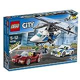LEGO 乐高 LEGO City 城市系列 高速追捕 60138 5-12岁 积木玩具