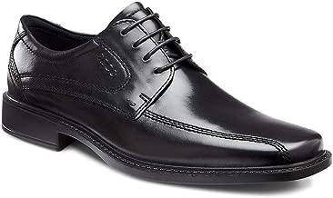 ECCO 愛步 男式 New Jersey 系帶牛津鞋