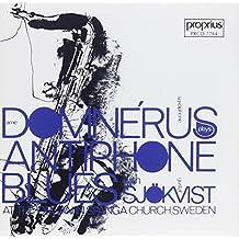 进口CD:蓝调萨克斯风(白教堂) Antiphone Blues/Arne Domnerus(CD)PRCD7744