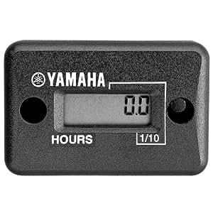 Yamaha ENG-HOURS-00-00 发动机表