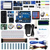 REXQualis Arduino UNO R3 套件 2)UNO R3 Super Starter Kit