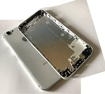 适用于 iPhone 6/6s/7 4.7 英寸 替换到 Like iPhone 8 4.7 英寸 后壳电池门金属后玻璃盖 iPhone 6s 4.7 Inch 白色