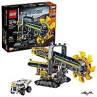LEGO 乐高  拼插类 玩具  Technic 机械组系列 大型斗轮式挖掘机 42055 12-16岁