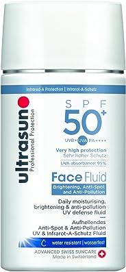 ultrasun 抗污染 保湿提亮防晒霜 SPF50+ 40 ml