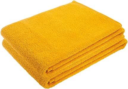 stilana 纯毛巾2件套 黄色 2-teiliges Set