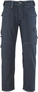 """Mascot 13379-207-B52-82C43""""奥克兰""""牛仔裤,L82cm/C43,蓝色牛仔布"""