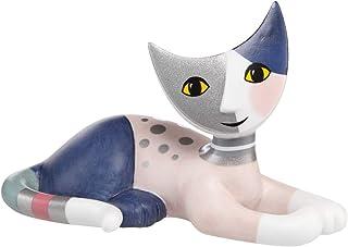 Goebel 猫世界 警官猫毛 瓷器 多色 11.5 x 5.5 x 7 厘米