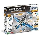 Clementoni 66774 机械飞机和直升机,玩具