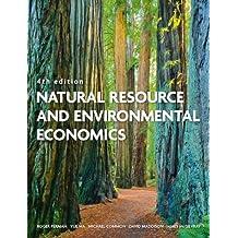 Natural Resource and Environmental Economics (English Edition)