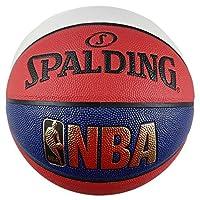 SPALDING斯伯丁 室内室外篮球 7号标准尺寸蓝球 PU材质74-655Y/74-604Y