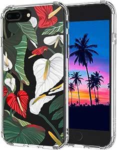 iPhone 7 Plus 手机壳 - 热带系列 Anthurium
