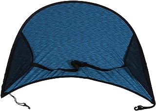Wallfire 婴儿车遮阳罩,婴儿汽车座椅遮阳罩,婴儿车遮阳罩,耐用紫外线防护,遮光帘 - 黑色 蓝色