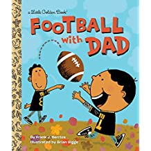 Football with Dad (Little Golden Book) (English Edition)