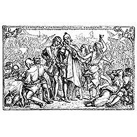 HC Selous 创作的 1844 年基督教和忠诚通过梳妆台博览雕刻 由 HC Selous 创作的 1844 年版 John BunyanS The PilgrimS ProgresmS Progression首次发布于伦敦 I