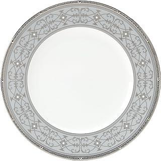 noritake rochelle platinum accent teller, 9