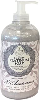 Nesti Dante Platinum 液体皂 500 毫升