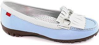 女式高尔夫轻便真皮巴西制造 lexington 高尔夫 MARC Joseph NY 时尚鞋子