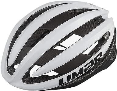Limar 中性款 – 成人 Air Pro 头盔,白色,均码