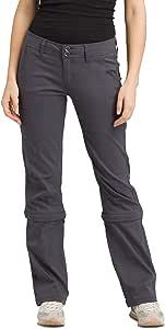prAna Women's Halle Convertible - Tall Pants