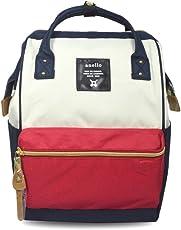 [ Anello ] [ 官方* ] 涤纶帆布钢圈定型袋口迷你背包
