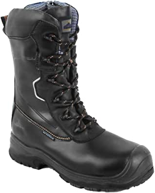 Portwest Mens CompositeLiteTraction 10 Leather Boot