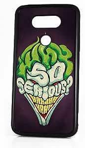 (适用于 LG G5)手机壳后盖 - HOT10158 Joker Why So Serious