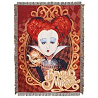 Disney 爱丽丝梦游仙境编织毯子毯 多种颜色 1AWL/05100/0004/RET