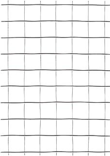 Tenax 06805 镀锌线网 1 x 5 米 方形