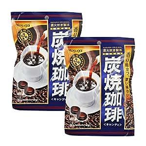 Kasugai 春日井 炭烧咖啡糖55g*2(日本进口)