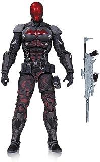 DC 收藏版蝙蝠侠:Arkham Knight: 红色引擎盖可动公仔
