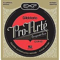 D'Addario 达达里奥 EXP Classical EXP45 标准张力涂层古典吉他弦