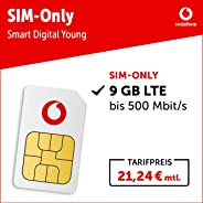 Vodafone 智能数字Young 9 GB