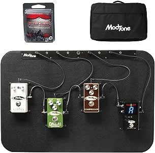 ModTone Guitar Effects MT-COUNTRY Ready Board 4 硬安装踏板 适用于乡村音乐