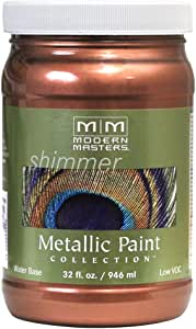 Modern Masters ME579-32 Metallic Copper Penny, 32-Ounce
