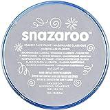 Snazaroo Classic Face Paint, 18ml, Light Grey