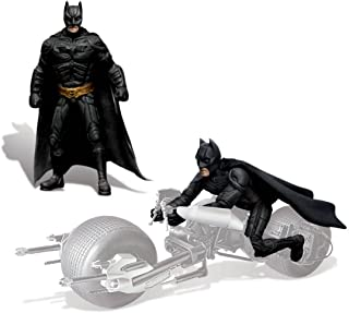 Moebius The Dark Knight Rises: Batman 1:25 Scale All Plastic Figure Kit Set