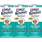 Little Remedies *液 — 适用于新生儿* Gripe Water 4 oz - Pack of 3 3