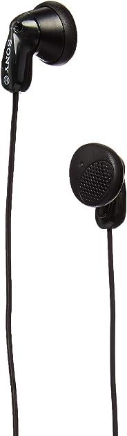 Sony 索尼 MDR-E10Lp/BLK 耳机 - 时尚耳塞MDR-E10LP/BLK 小号