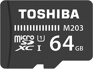 东芝微型 SD 存储卡THN-M203K0640EA M203 64GB